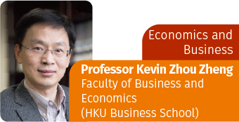 ECONOMICS AND BUSINESS-Professor Kevin Zhou Zheng, Faculty of Business and Economics